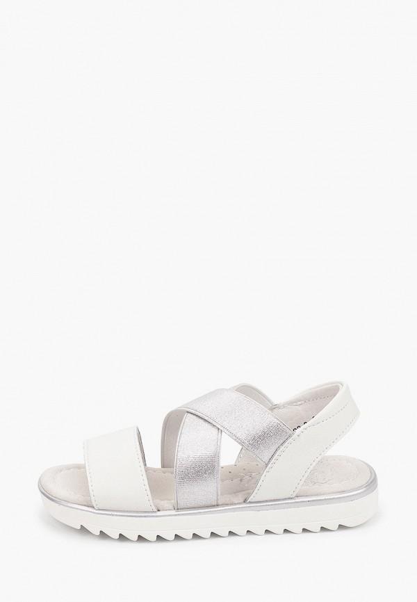 сандалии shuzzi для девочки, белые