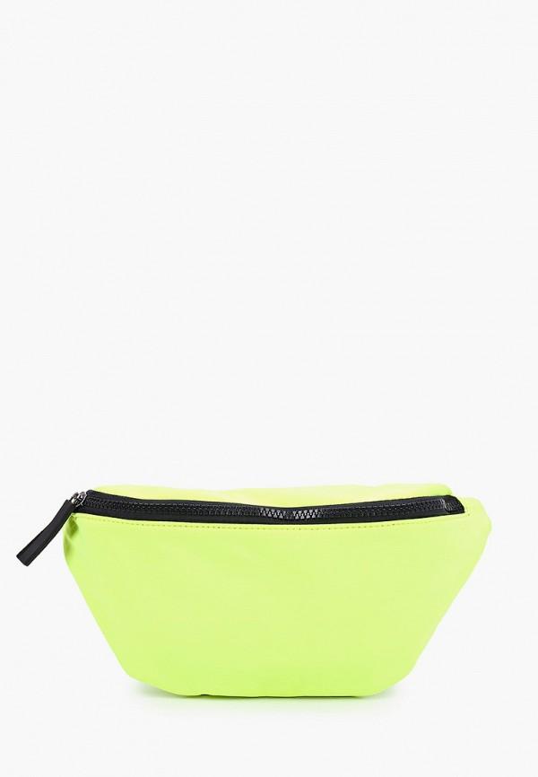 поясные сумка acoola для девочки, зеленая