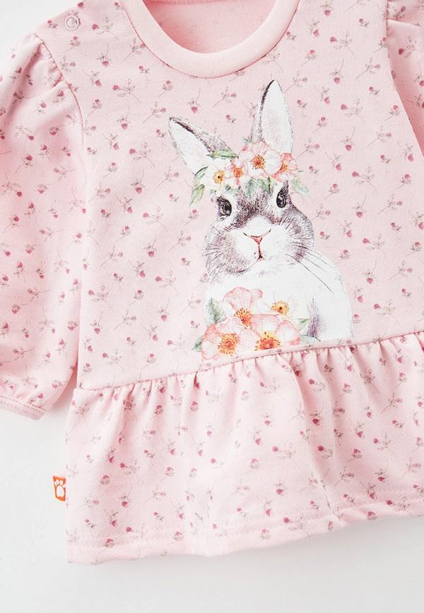 Платья для девочки КотМарКот цвет розовый  Фото 3