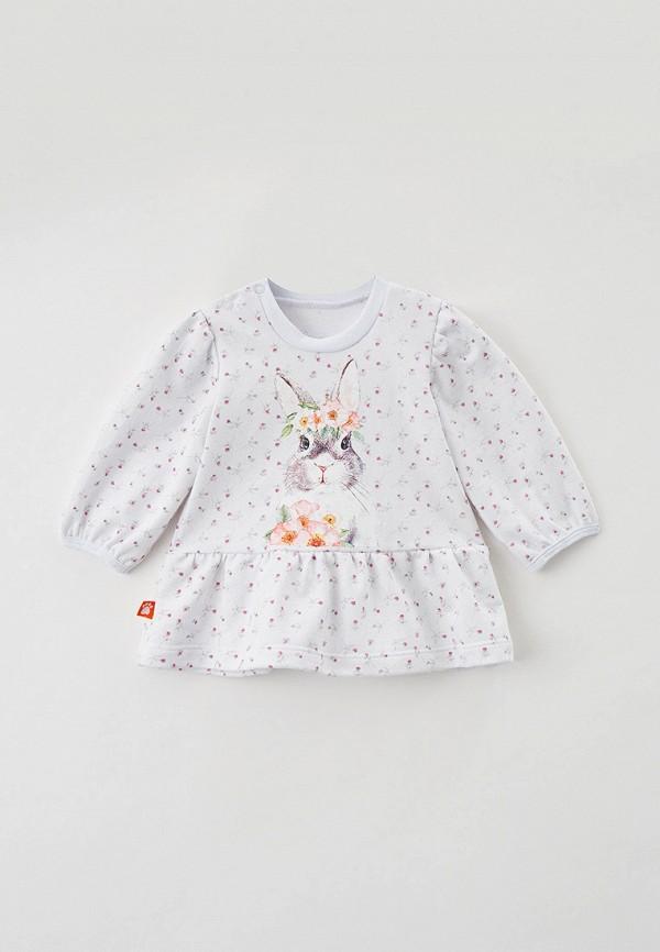 Платья для девочки КотМарКот цвет белый