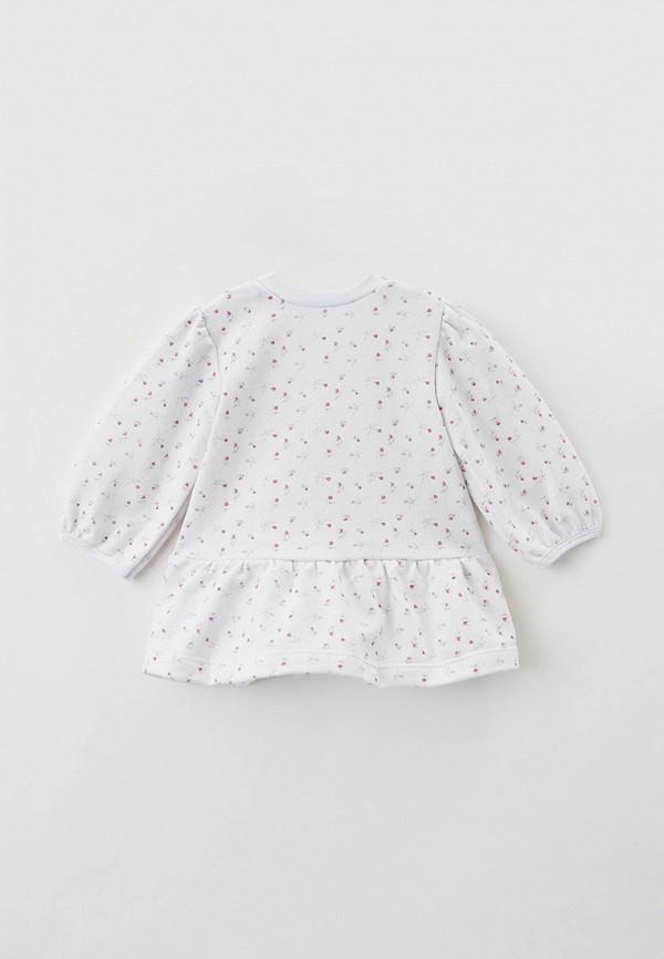 Платья для девочки КотМарКот цвет белый  Фото 2