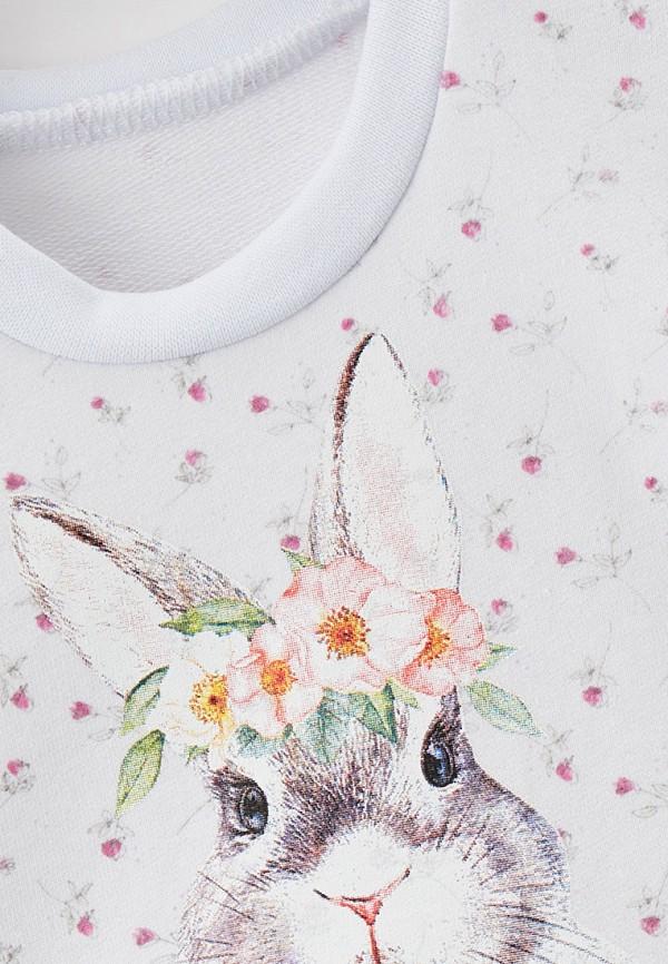Платья для девочки КотМарКот цвет белый  Фото 3