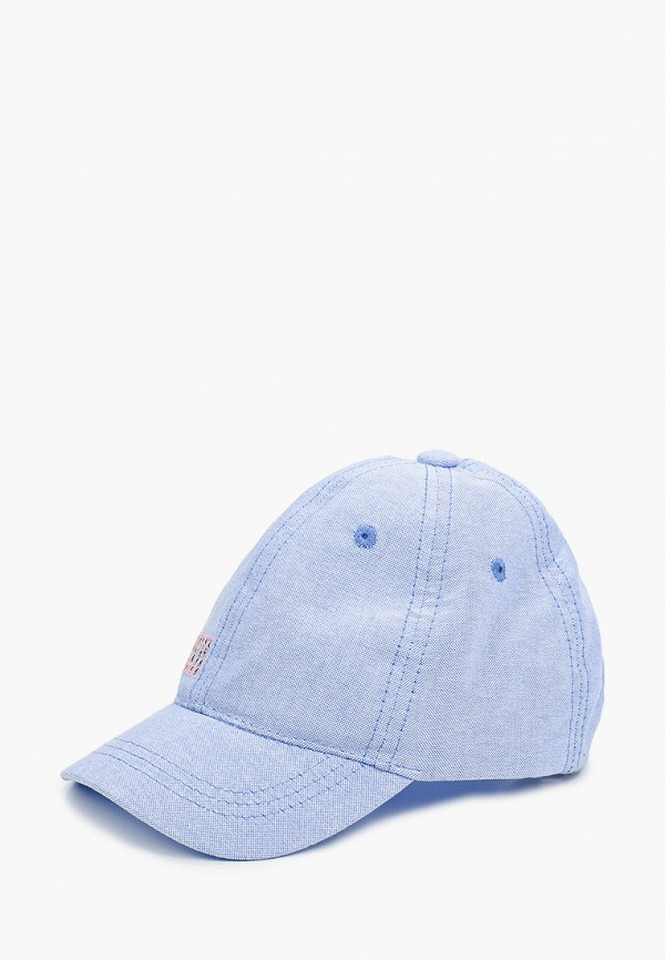 Детская бейсболка Coccodrillo цвет голубой