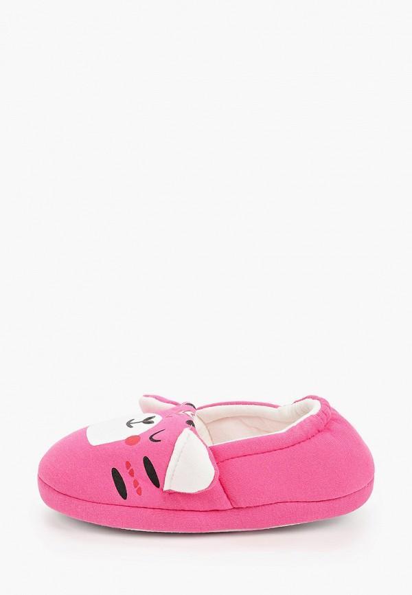 Тапочки для девочки PlayToday цвет розовый