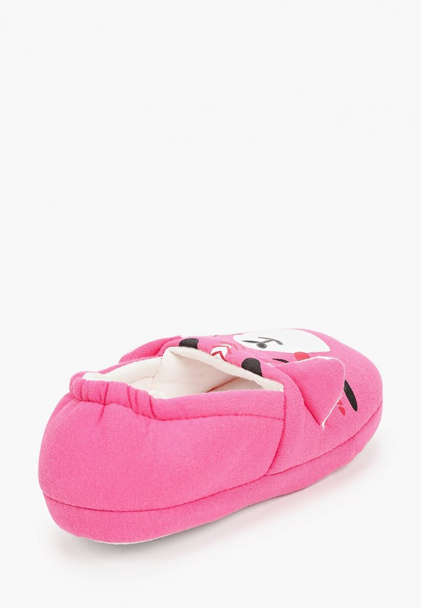 Тапочки для девочки PlayToday цвет розовый  Фото 3