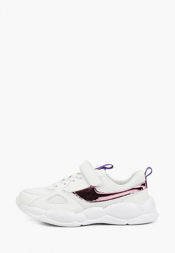 кроссовки zenden first для девочки, белые