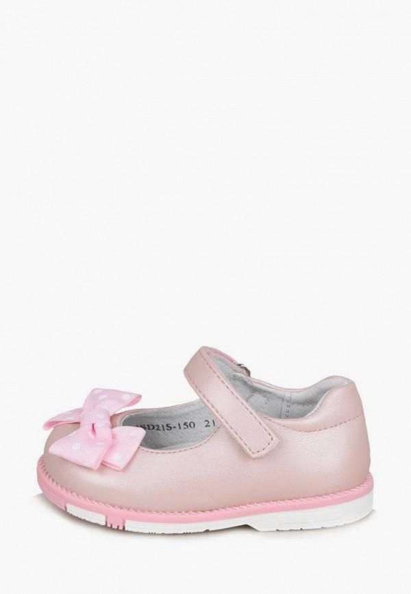 туфли honey girl для девочки, розовые