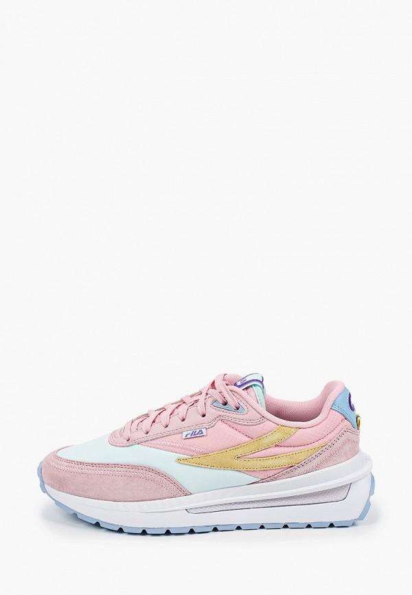 Кроссовки Fila Fila  разноцветный фото