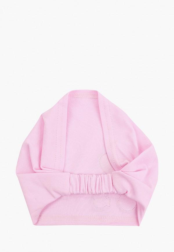Детская бандана Kotik цвет розовый  Фото 2