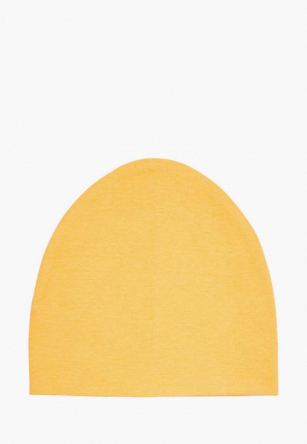 Шапка детская bodo цвет желтый