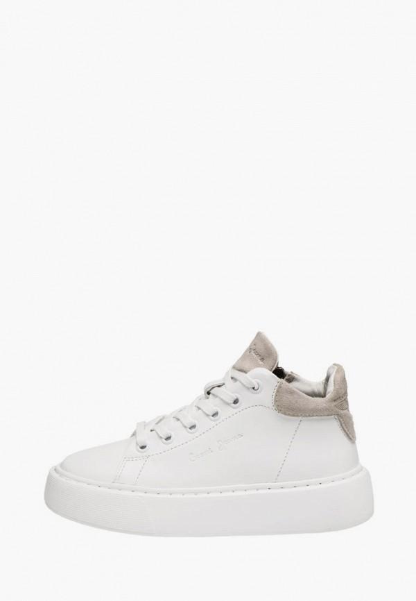 ботинки broni для девочки, белые