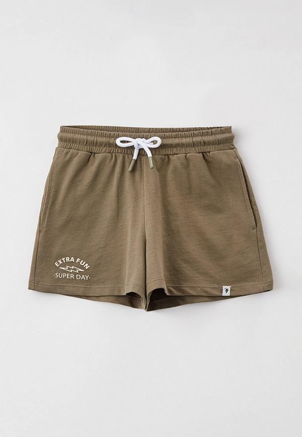 спортивные шорты sela для девочки, хаки