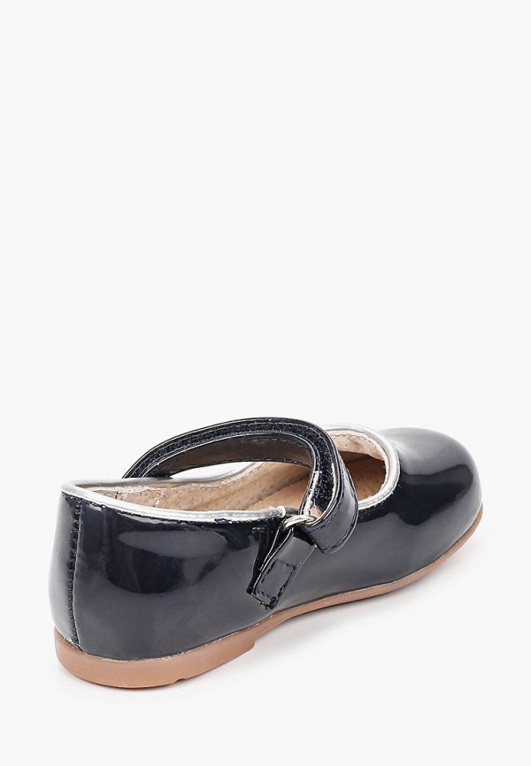 Туфли для девочки PlayToday цвет синий  Фото 3