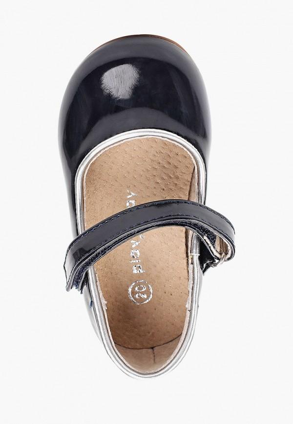 Туфли для девочки PlayToday цвет синий  Фото 4