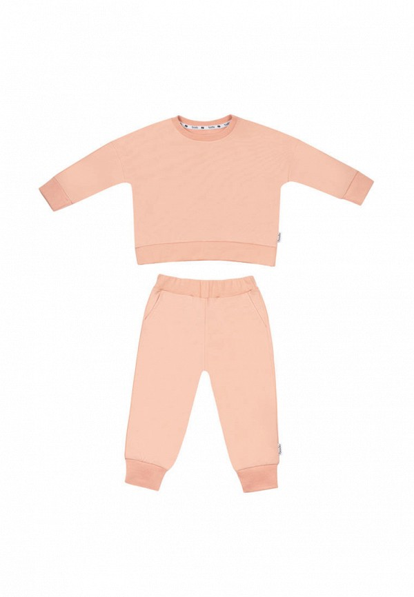 Костюм спортивный для девочки bodo цвет розовый