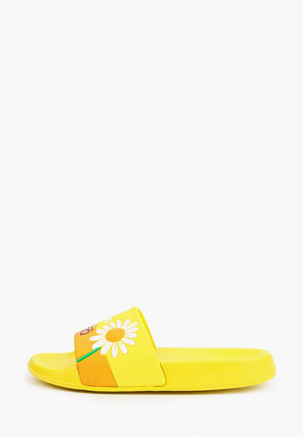 Сланцы детские Tingo цвет желтый