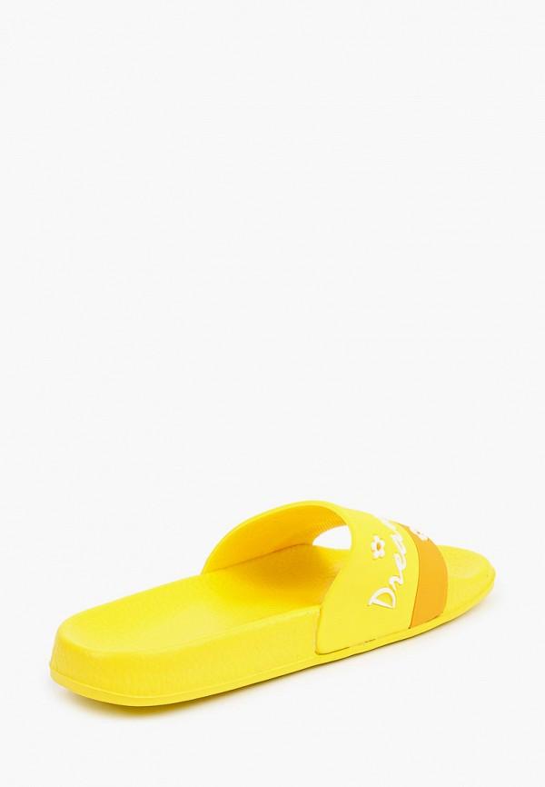 Сланцы детские Tingo цвет желтый  Фото 3