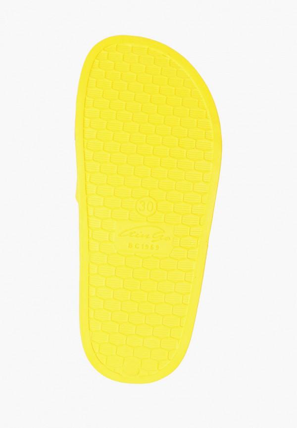 Сланцы детские Tingo цвет желтый  Фото 5