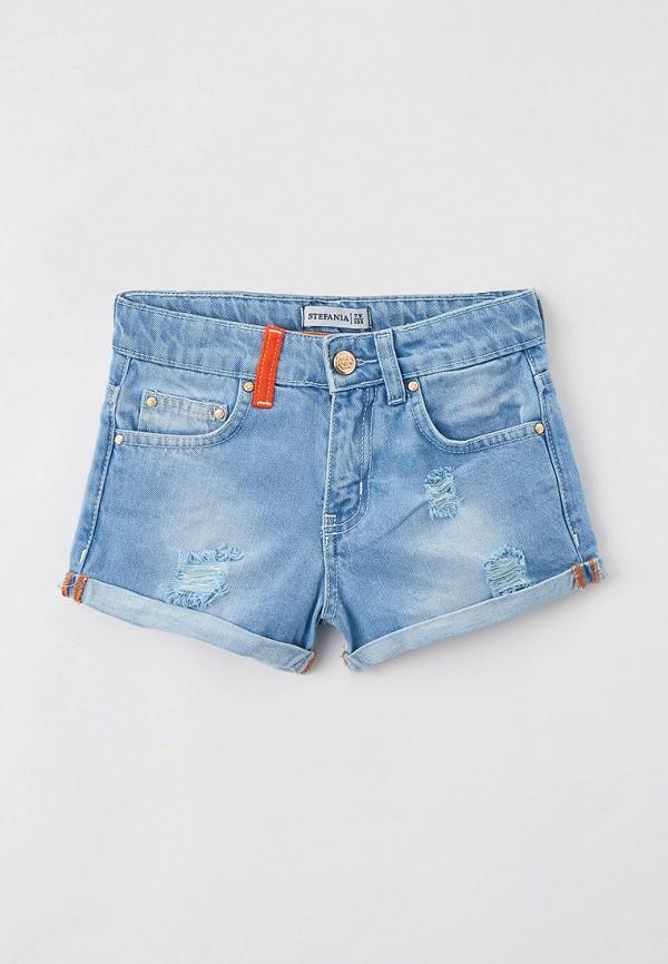 Шорты джинсовые Stefania Pinyagina MP002XG01PO8CM128 фото