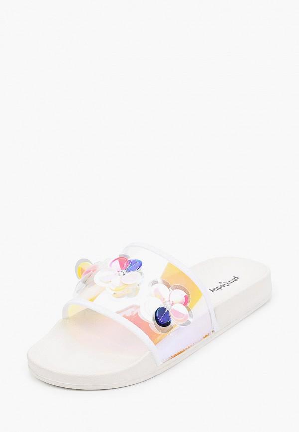 Сланцы детские PlayToday цвет белый  Фото 2