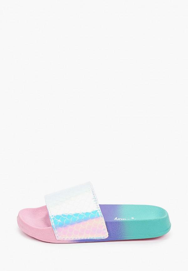 Сланцы детские PlayToday цвет разноцветный