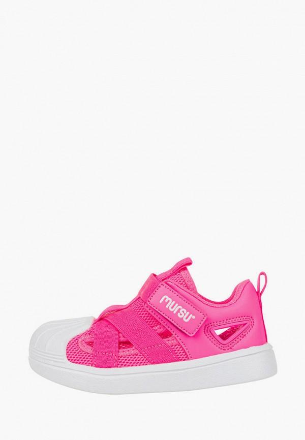 Кеды для девочки Mursu цвет розовый