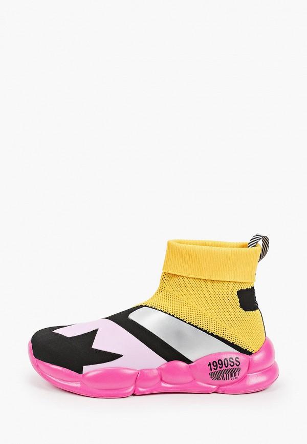 Кроссовки для девочки PlayToday цвет разноцветный