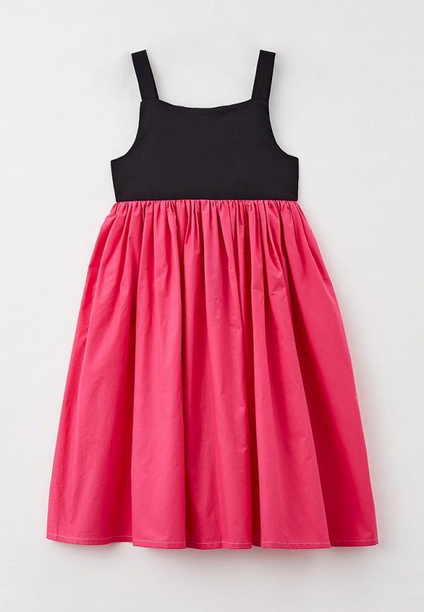 Платья для девочки Bonjour Bebe цвет розовый