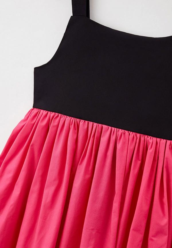 Платья для девочки Bonjour Bebe цвет розовый  Фото 3