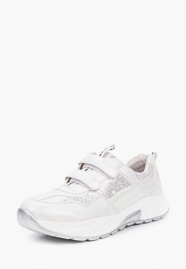 Кроссовки для девочки Munz Young цвет белый  Фото 2