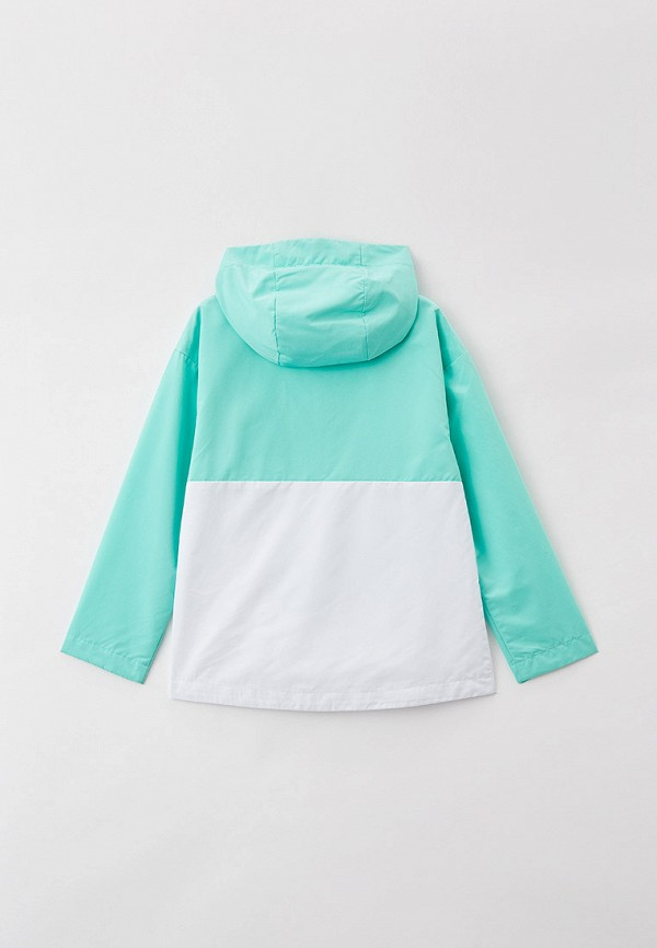 Ветровка для девочки Termit цвет разноцветный  Фото 2