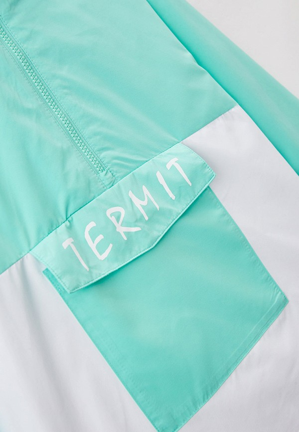 Ветровка для девочки Termit цвет разноцветный  Фото 3