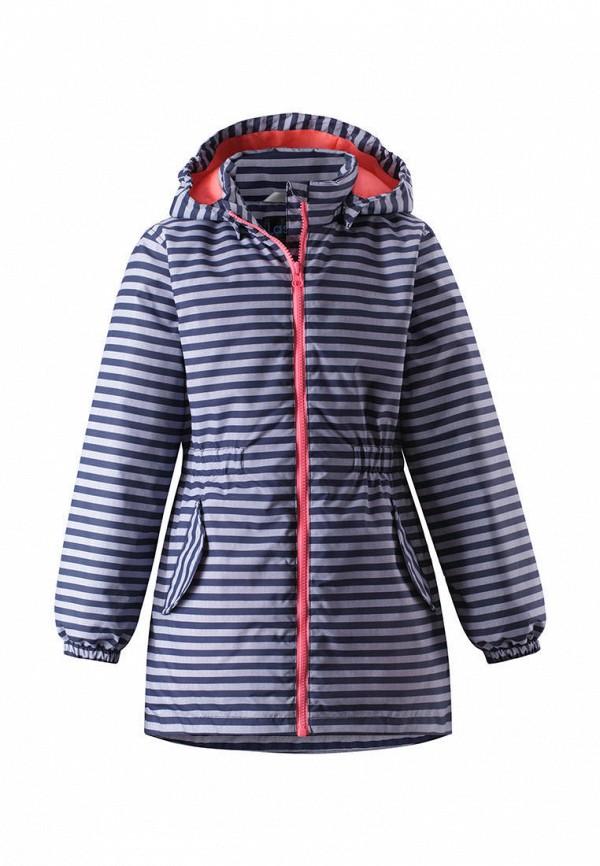 куртка lassie by reima для девочки, разноцветная