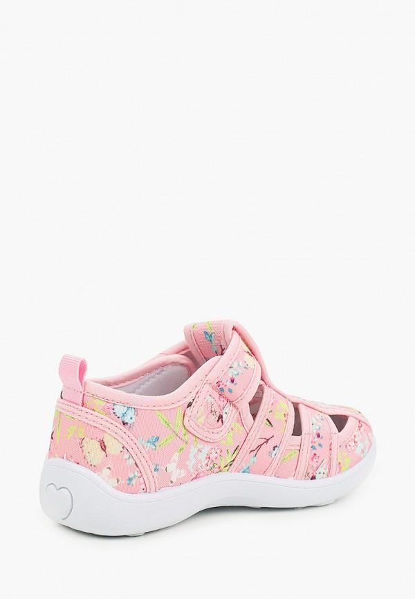 Кроссовки для девочки Капитошка цвет розовый  Фото 3
