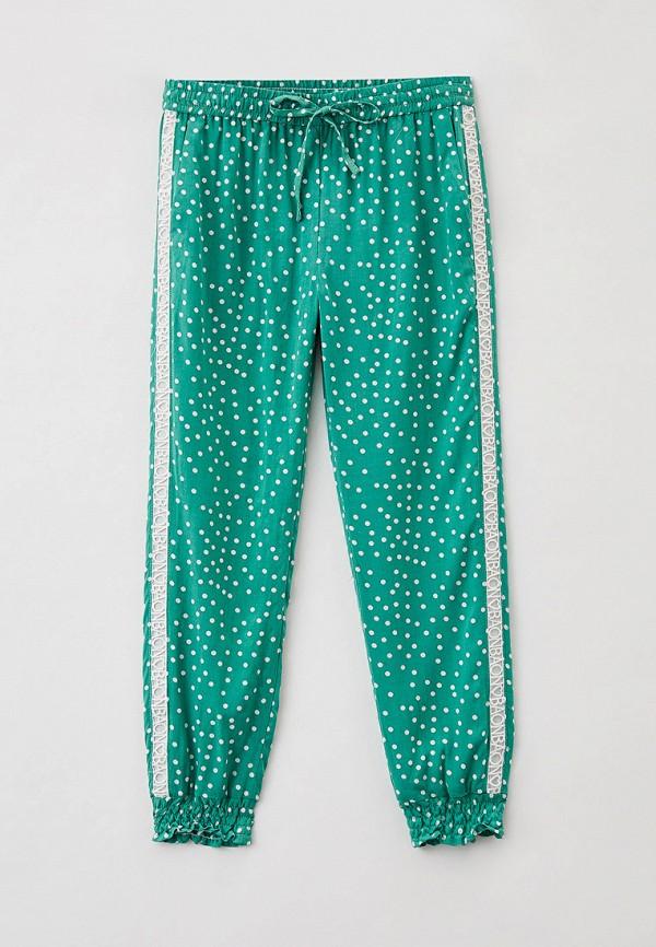 брюки baon для девочки, зеленые
