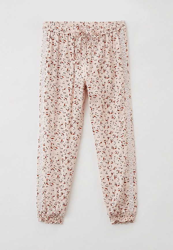 брюки baon для девочки, бежевые
