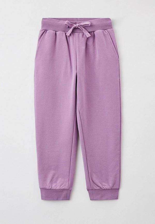 спортивные брюки baon для девочки, фиолетовые