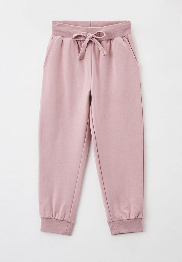 спортивные брюки baon для девочки, розовые