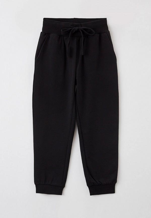 спортивные брюки baon для девочки, черные