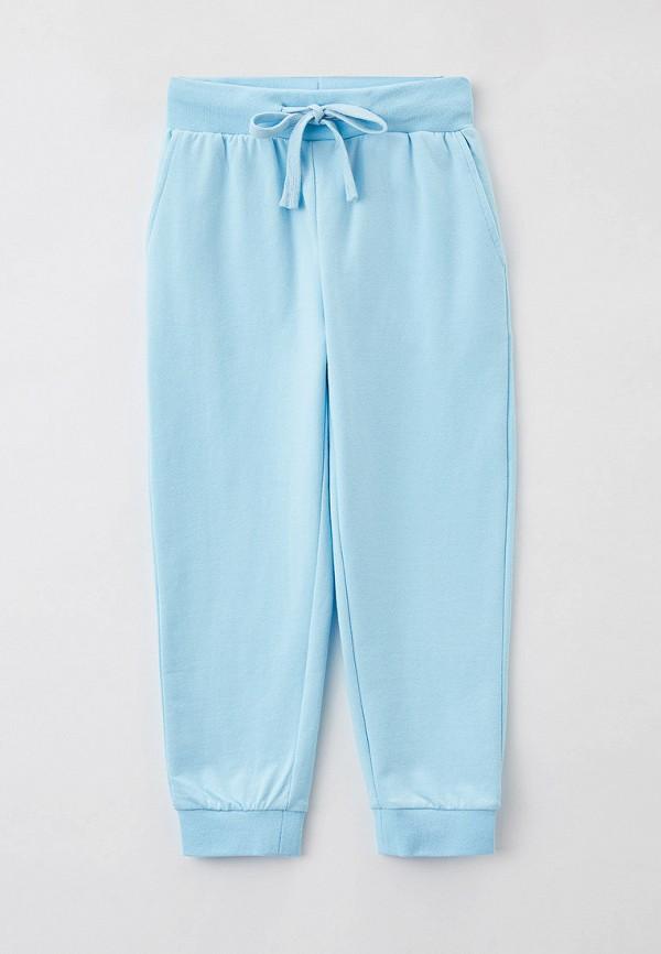 спортивные брюки baon для девочки, голубые
