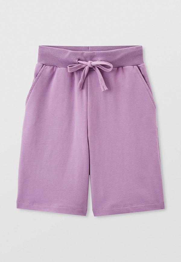 шорты baon для девочки, фиолетовые