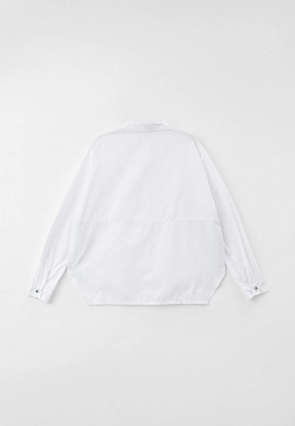 Рубашка для девочки Kaysarow цвет белый  Фото 2