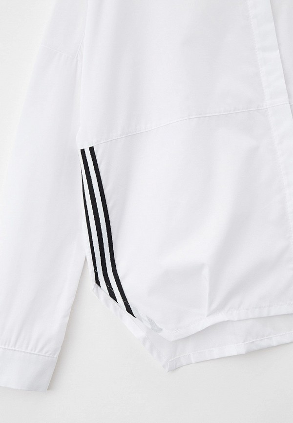 Рубашка для девочки Kaysarow цвет белый  Фото 3
