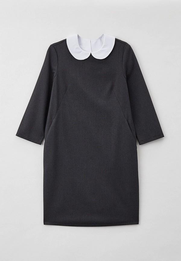 Платья для девочки Kaysarow цвет серый