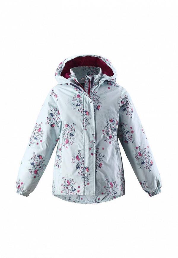 куртка lassie by reima для девочки, голубая