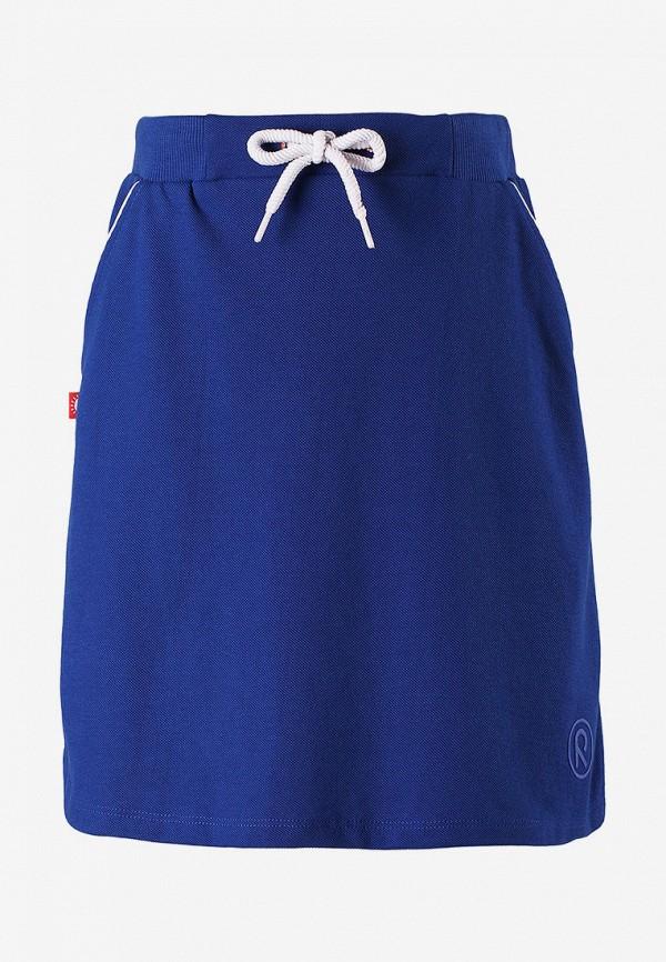 юбка reima для девочки, синяя