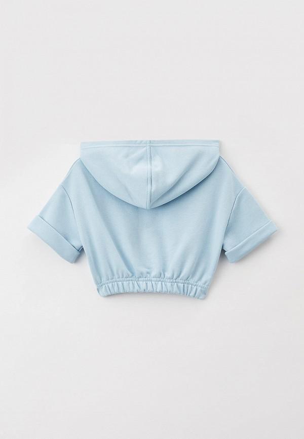 Костюм спортивный для девочки Choupette цвет голубой  Фото 2