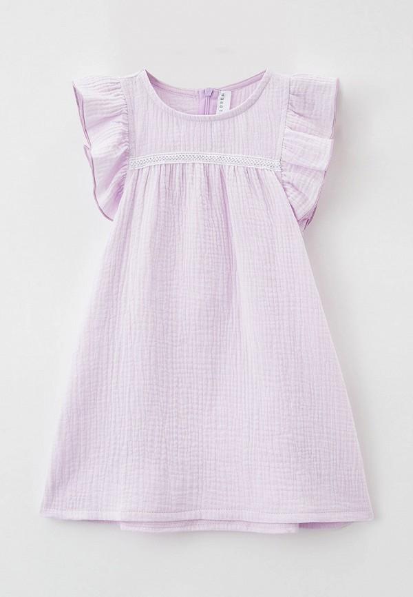 Платья для девочки Ete Children цвет розовый