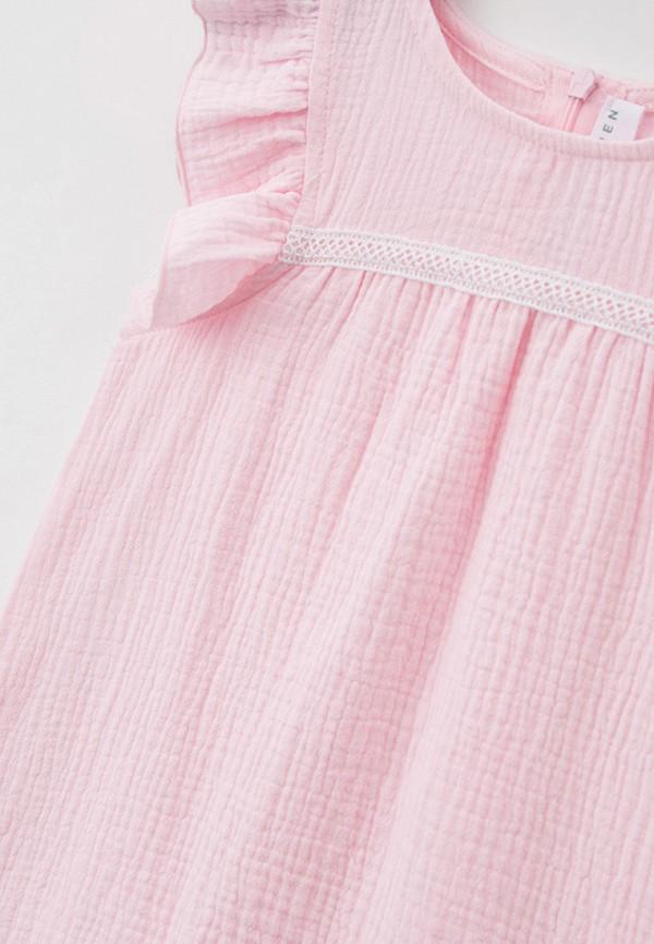 Платья для девочки Ete Children цвет розовый  Фото 3