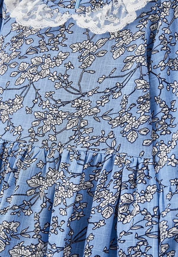 Платья для девочки Ete Children цвет голубой  Фото 3